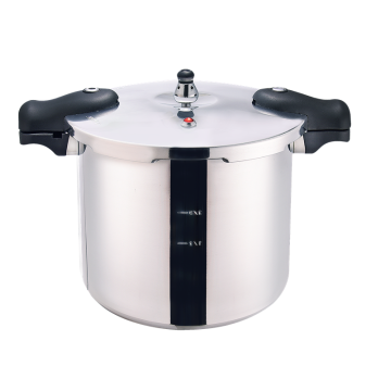 10QT Uncoated Pressure Cooker Household