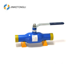 heating system api ss 316 all kinds of Trunnion Mounted fully welded ball valve with CE certificate