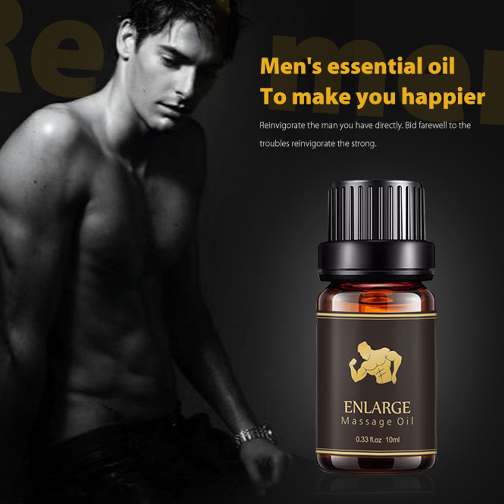 men's essential oil