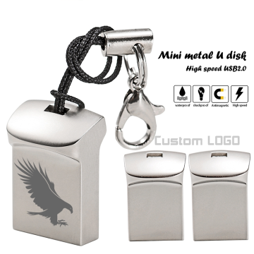 Mini Metal USB Flash Drive