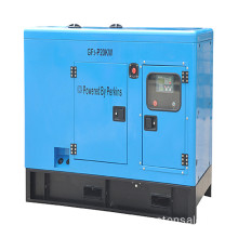 72kVA Silent Type Perkins Engine Genset