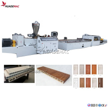 PVC WPC Hollow Door Board Machinery