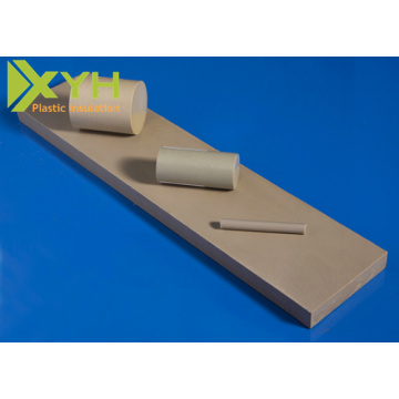 Abrasion Resistant 100% Virgin Plastic PEEK Sheet