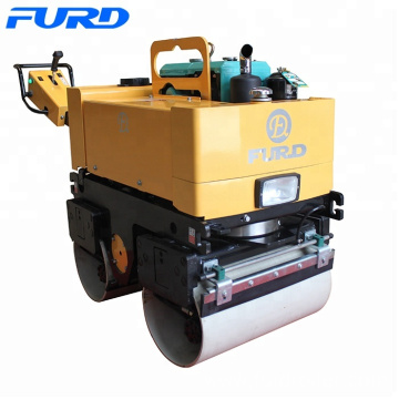 New Hand Compact Road Roller Asphalt Vibratory Compactor Rollers(FYL-800CS)