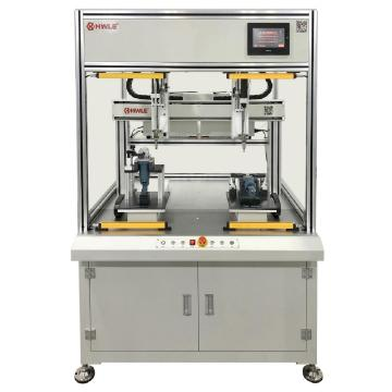 Precision Six-axis Side By Side Screw Locking Machine