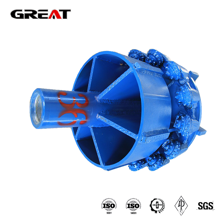 Hot Sale Trenchless hole reamer for HDD Drilling