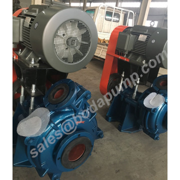 Head High Chrome High Head Slurry Pump