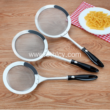 Stainless Steel Strainer Strainer With Handle