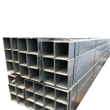 Galvanize Hollow Section Structural Steel Square Pipe Price