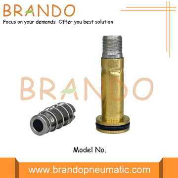 AMISCO Type .0mm Outer Diameter Brass Flange Plunger