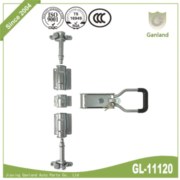 Lockable Steel Cargo Van Body Door Lock
