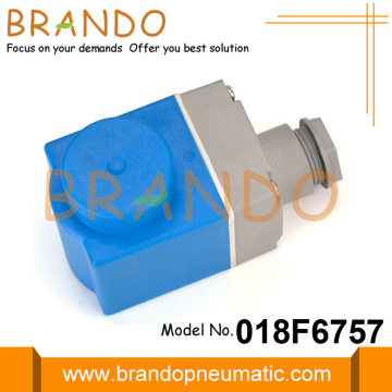 Danfoss Type Solenoid Coil BE024DS 018F6757 24VDC 18W