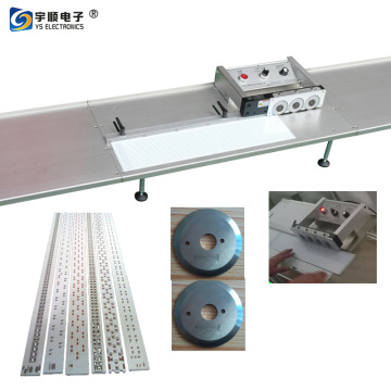 Multilayer aluminum pcb separation machine for led assembly machine -YSVC-3S