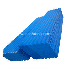 Non-Asbestos High Strength Mgo Roofing Sheet