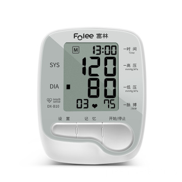 cheap price automatic digital  blood pressure monitor