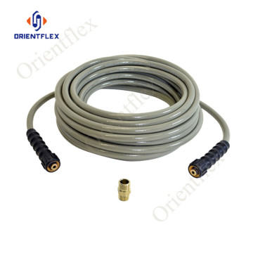 high pressure no kink  power washer hose