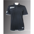 Custom 100% cotton polo-shirt short sleeve