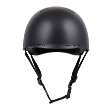 Black PC&ABS Size M ice Skating Bike Helmet