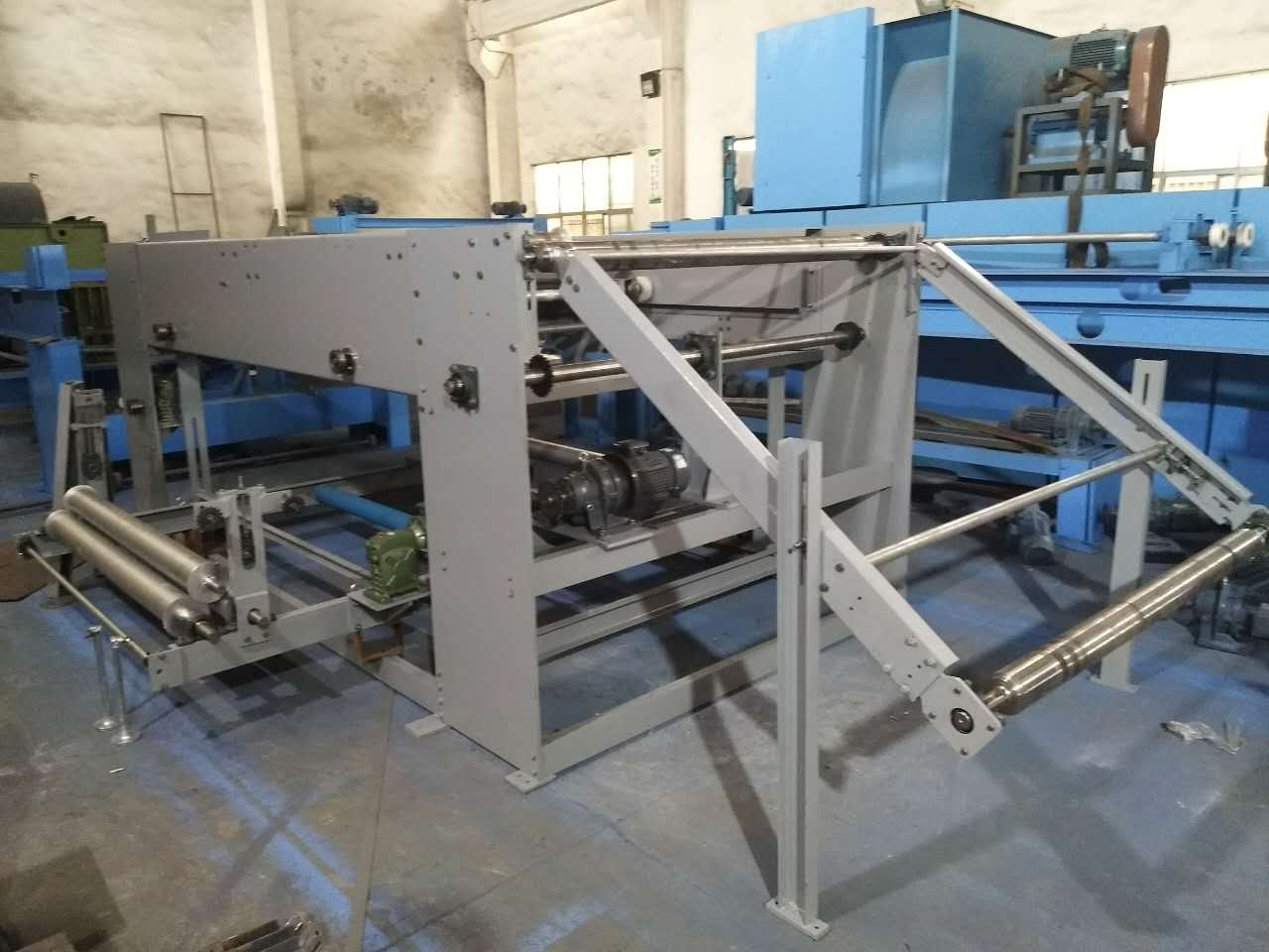 nonwoven fabric machinery
