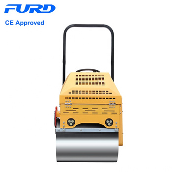 Ride-on Double Drum Small Vibrating Roller (FYL-860)