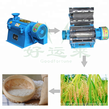Household high quality mini rice mill machinery