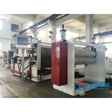 SPC FLOOR PRODUCTION MACHINE LINE