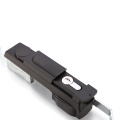 Black Powder-coated Zinc Alloy Multi-point 3 Points Locks