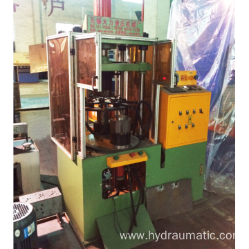 40T Hydraulic Press of Stator Argon Arc Welding
