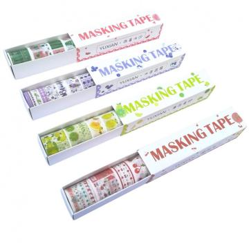 FASHION WASHI TAPE SET -0