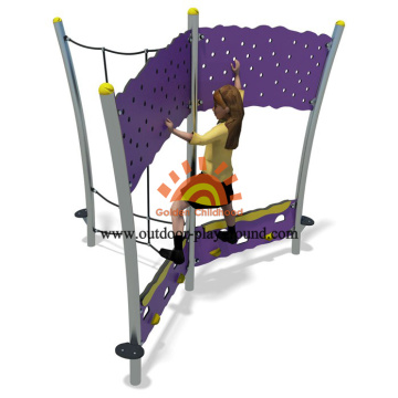 Park Wall Panel Outdoor Climber Playground Kids