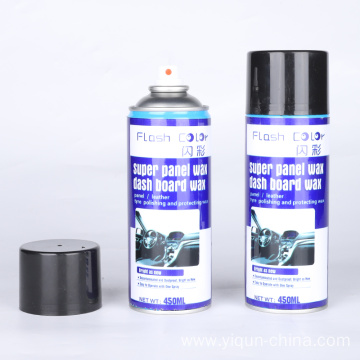 Car Dashboard Spray Wax for Polishing and Protect
