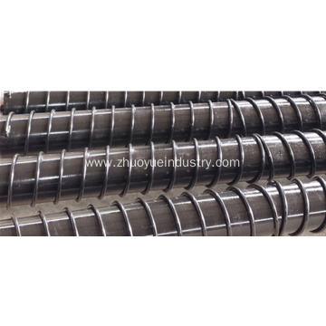 Belt Conveyor Parts High Precision Conveyor Spiral Idlers