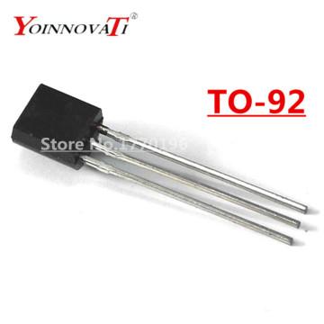 100PCS MPSA42 A42 TO-92 TO92 triode transistor New original