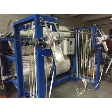 Zipper Ironing Machine with Groove
