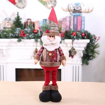 Merry Christmas Decorations For Home Pendants Gift Xmas Noel Happy New Year Christmas Tree Ornaments Hanging Doll Craft
