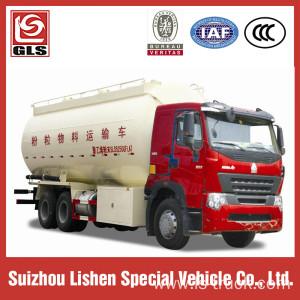 Heavy Duty 8X4 Euro 4 Bulk Cement Truck