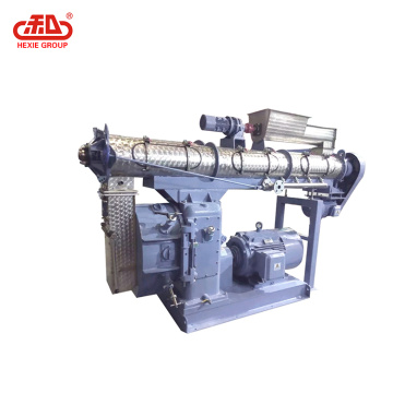 Poultry Feed Ring Die Pellet Mill Machine