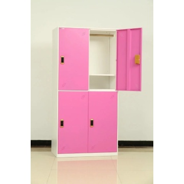 Electronic Lock Pink Storage Locker