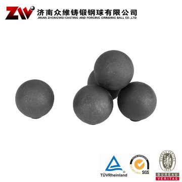 Forged Mill Ball B2 Steel 50mm