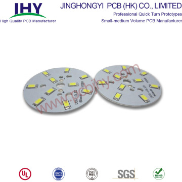 Single Sided Aluminum LED Light PCB Board