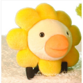 Sunflower plush toys with unique shape