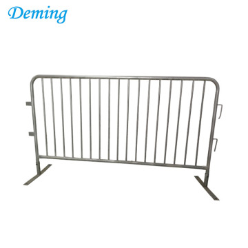 Crowd Control Barrier Fence Galvanized Steel