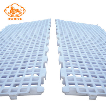 High quality plastic sheep slats