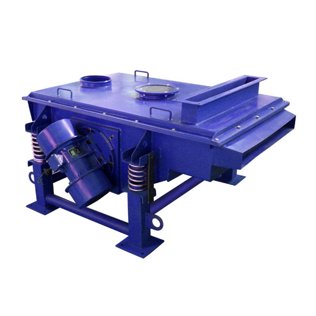 High efficiency linear vibrating screens for industries