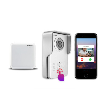 WIFI Motion detection best wireless doorbell camera