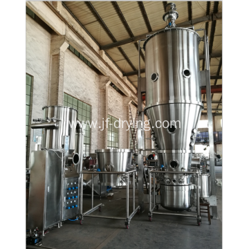 Mixing Drying Coating Multifunctional fluid bed granulator