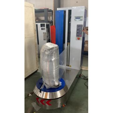 Intelligent Hotel Baggage Stretch Wrapping Machine