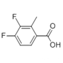 3,4-DIFLUORO-2-METHYLBENZOIC ACID CAS 157652-31-8