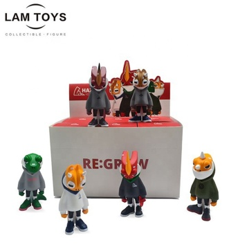 Wholesale Hot Sale Cheap PVC-Figure- Blind-Box Toys