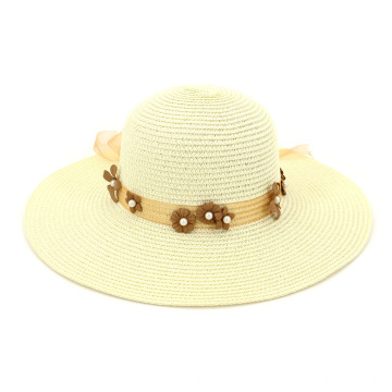 Cheap summer bucket hat beach sun straw hat